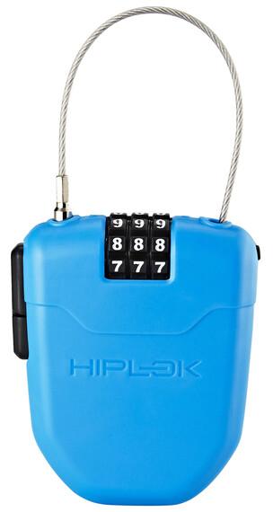 Hiplok FX Fietsslot met reflector blauw